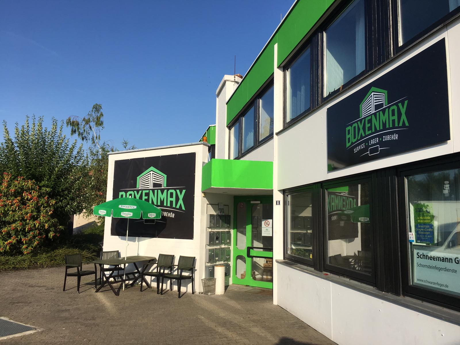Boxen Max GmbH bei Immobilienscout24