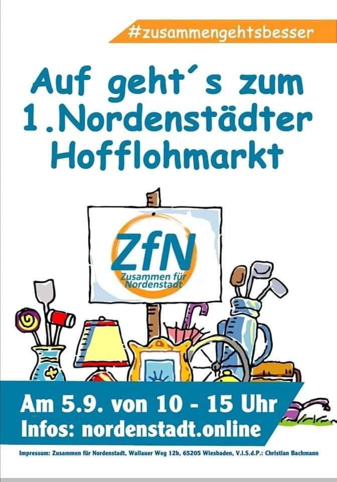 1.Nordenstadter Hofflohmarkt